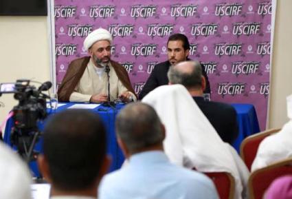 مسؤول قسم الحريّات الدينيّة بمرصد البحرين لحقوق الإنسان الشيخ ميثم السلمان