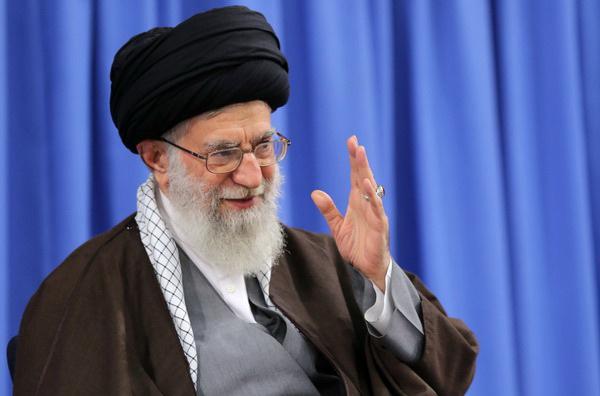 قائد الثورة الإسلامية سماحة آية الله العظمى السيد علي الخامنئي