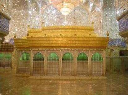 ضريح الإمام الحسين (ع)