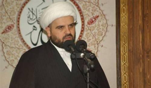 المفتي الجعفري الشيخ أحمد قبلان