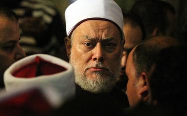 مفتي الديار المصرية السابق علي جمعة