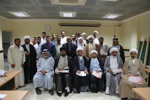 دورة فن الالقاء لخطباء المنبر الحسيني بكربلاء المقدسة
