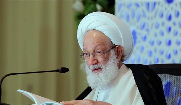 الشيخ عيسى قاسم رجل الدين البحريني