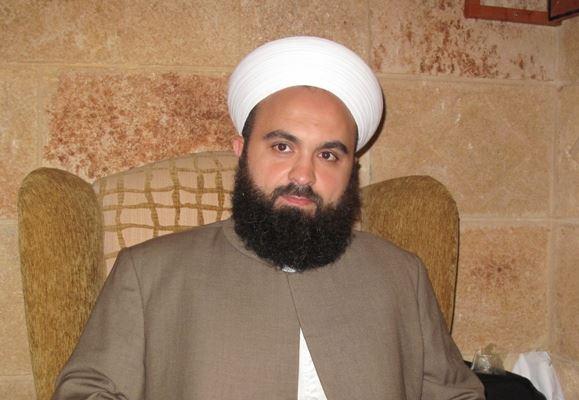 الشيخ صهيب حبلي
