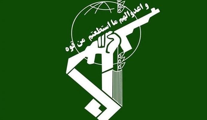 شعار الحرس الثوري في الجمهورية الإسلامية الإيرانية