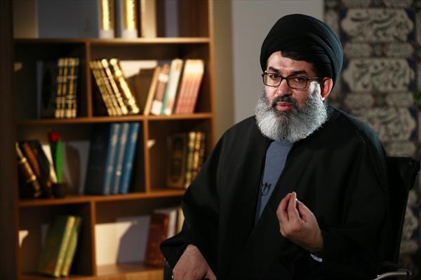 سماحة حجة الإسلام والمسلمين السيد هاشم الحيدري