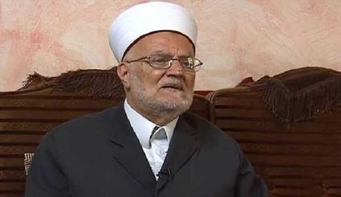 الشيخ عكرمة صبري، خطيب المسجد الأقصى
