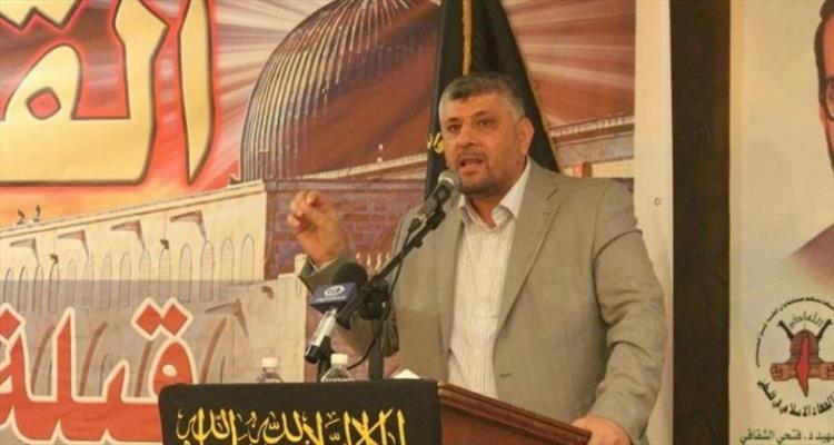 """الرفاعي ممثل """"حركة الجهاد الإسلامي"""" في لبنان"""
