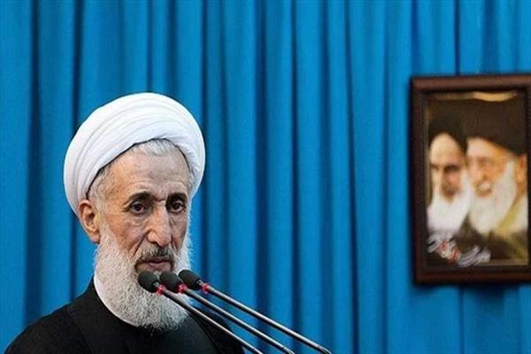 خطيب جمعة طهران المؤقت الشيخ كاظم صديقي