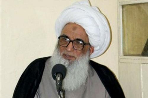 المرجع الديني سماحة الشيخ بشير النجفي