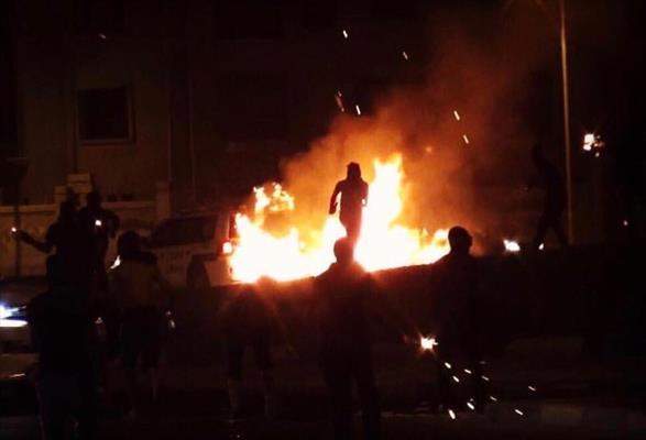 احتجاجات غاضبة في البحرين