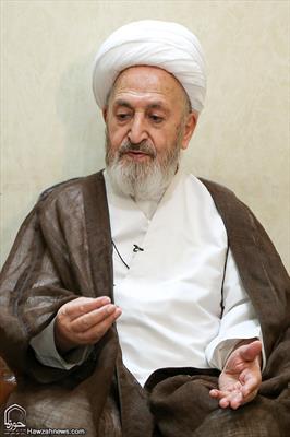 لقاء أعضاء حملة تشابيه واقعة الغدير بالمراجع الدين والعلماء بقم المقدسة