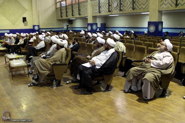 المؤتمر التعليمي - الإرشادي في قسم التبليغ الديني للحوزات العلمية في إيران بقم المقدسة