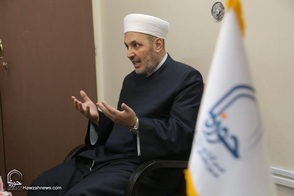 """الشیخ عبدالسلام الراجح نائب رئيس """"جامعة بلاد الشام"""" الشیخ عبدالسلام الراجح نائب رئيس """"جامعة بلاد الشام"""