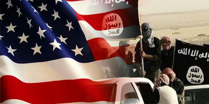 امريكا وداعش