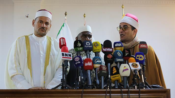 مشايخ وخطباء من جمهورية مصر