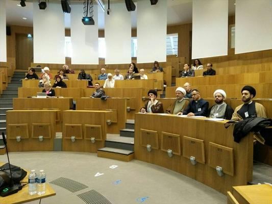 """إقامة ندوة ندوة علمية بعنوان""""العلاقات الشيعية المسيحية عبر: التاريخ ،اللاهوت ،الادب"""" في باريس"""