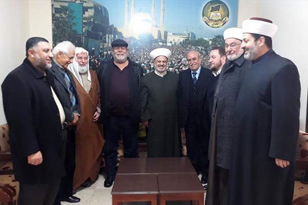 جبهة العمل الاسلامي في لبنان
