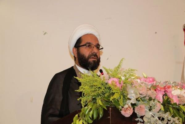 """نائب رئيس المجلس التنفيذي في """"حزب الله"""" الشيخ علي دعموش"""
