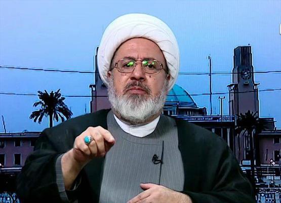 أمين عام شورى العلماء في العراق الشيخ يوسف الناصري