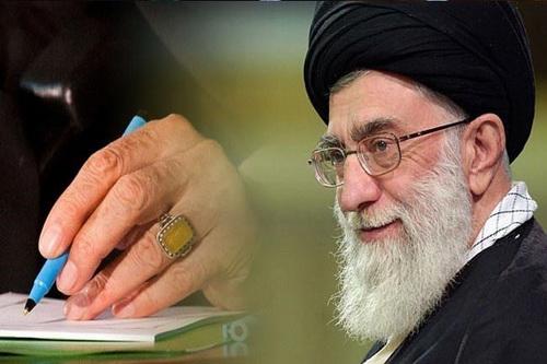 المرجع الديني سماحة السيد علي الحسيني الخامنئي
