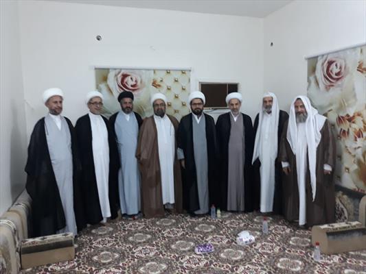 بعثة المجلس الشيعي الى الحج