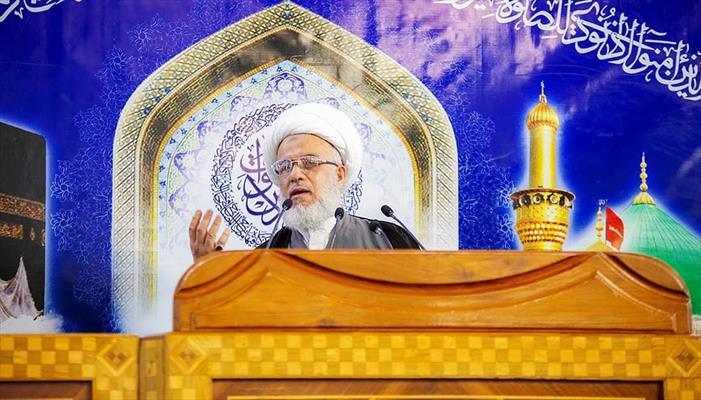 ممثل السيستاني الشيخ الكربلائي