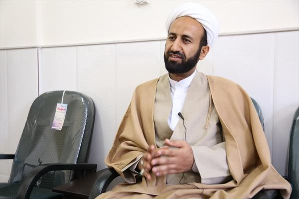 حجة الإسلام والمسلمين الشيخ علي قنواتي مدير المدرسة المعصومية العلمية