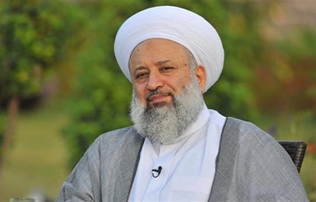 رئيس اتحاد علماء المقاومة في لبنان الشيخ ماهر حمود