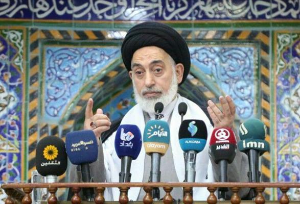 حجة الاسلام والمسلمين  السيد صدر الدين القبانجي