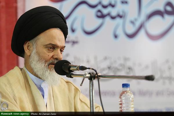 آية الله الحسيني البوشهري