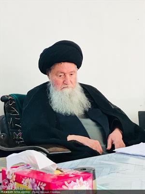 الفقيد سماحة آية الله السيد محمد الشاهرودي