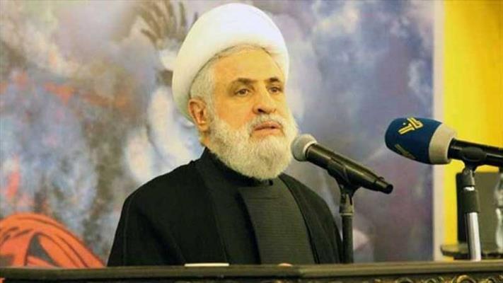 """نائب الأمين العام ل""""حزب الله"""" الشيخ نعيم قاسم"""