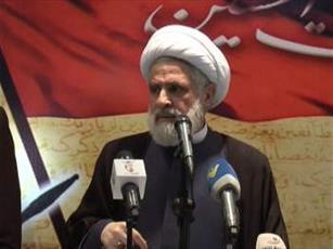 معاون دبیرکل حزب الله: شیخ الزین حمایت از انقلاب ایران را واجب می دانست