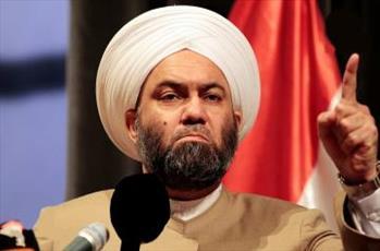 عراقیوں نے دشمن کی سازش کو ناکام بنا دیا، سربراہ جماعت علماء عراق