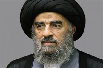 آية الله المدرسي: ضرورة المحافظة على التماسك الإجتماعي في العراق