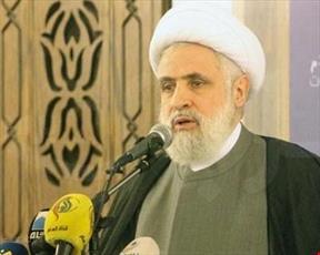 حضور معاون دبیرکل حزب الله لبنان در منزل سردار سلیمانی+ تصاویر