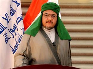 سماحة آية الله السيد علي السيستاني حافظ على سيادة العراق ووحدته وأمنه واستقراره