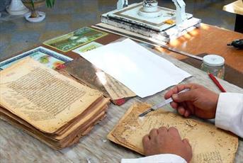 تنظيم ندوةٍ حول علم المخطوطات بمشاركةٍ باحثين من داخل العراق وخارجه