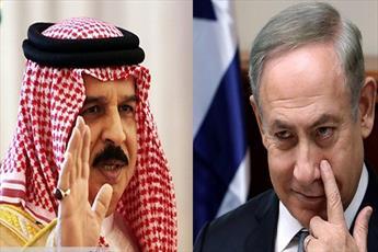 آل خليفة إرتمائهم الكامل في حضن الكيان الصهيوني