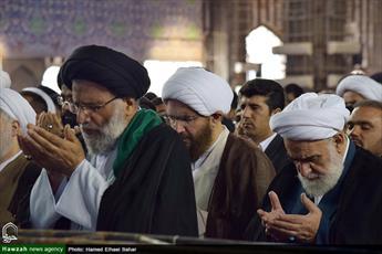 """امام جمعه اهواز: """"نماز اول وقت"""" مهمترین پیام روز عاشورا است"""