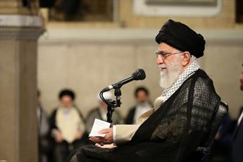 رسالة قائد الثورة للحرس اثر تطورات الخليج الفارسي