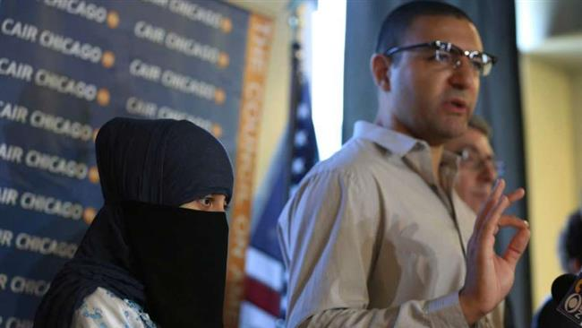 US Muslim woman sues Chicago police for ripping off her hijab