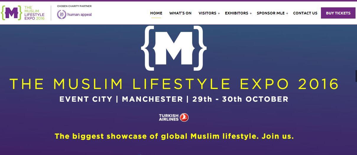 UK's biggest-ever Muslim lifestyle event in October