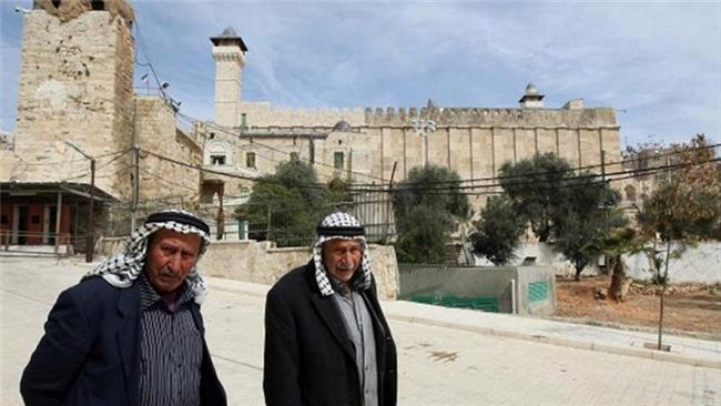 Ibrahimi Mosque Closed to Palestinians