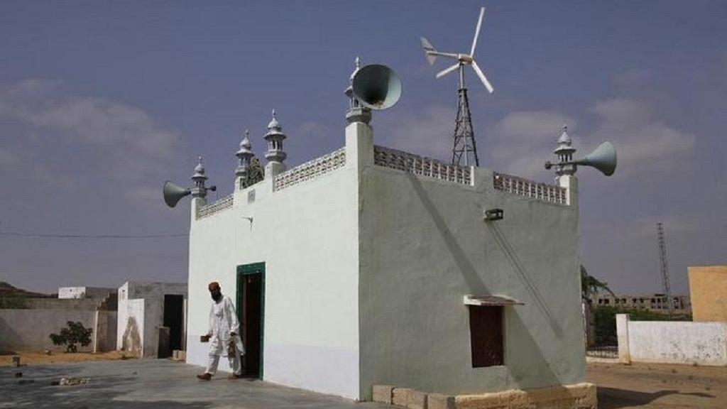 Masjid in Rwanda