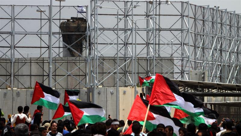 Arabs outnumber Jews in Israel, occupied territories: official