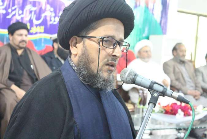 حجت الاسلام سید سبطین حیدر سبزواری