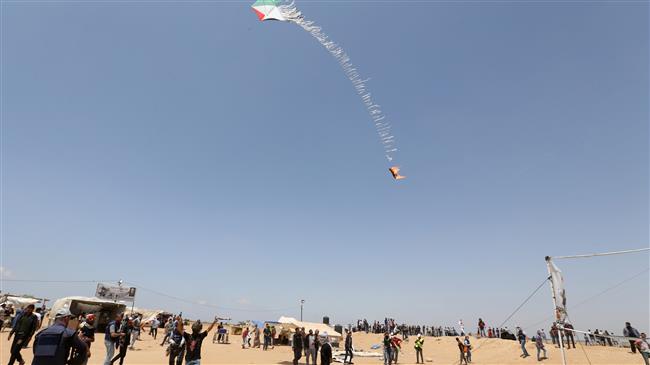 Israeli minister urges 'targeted killings' of Gaza kite flyers, Hamas commanders