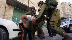 Israeli forces arrest Palestinian man over alleged stabbing attack